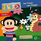Der Traum vom Fliegen (Julius Jr. 1) | Thomas Karallus
