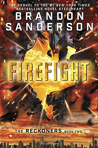 Firefight ISBN-13 9780385743587
