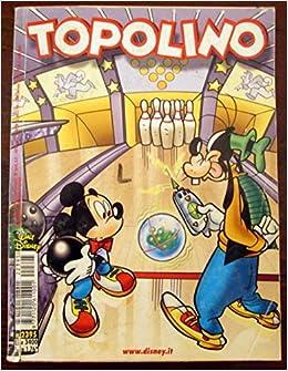 Topolino. N. 2395. Ott. 2001: Walt Disney: Amazon.com: Books