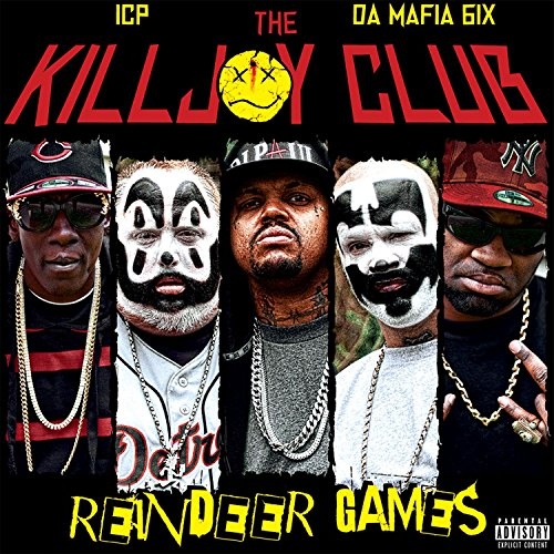 The Killjoy Club-Reindeer Games-2014-FiH Download