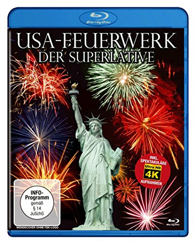 USA Feuerwerk der Superlative Mastered in 4K Edizione Germania PDF