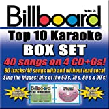 Billboard Top 10 Karaoke 3