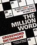The Million Word Crossword Dictionary...