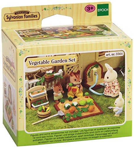 Sylvanian Families 3564 - Gemüsegarten-Set