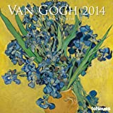 img - for 2014 Vincent Van Gogh Wall Calendar book / textbook / text book