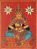 DollsofIndia Goddess Bhagawati - Reprint on Paper - Unframed