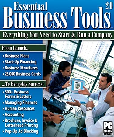 Essential Business Tools 2.0