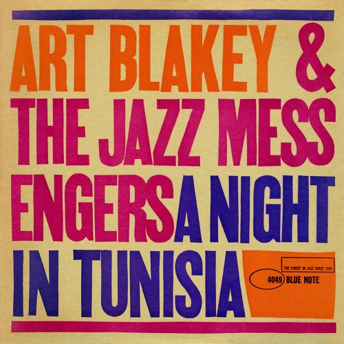 A Night in Tunisia by Art Blakey & the Jazz Messengers