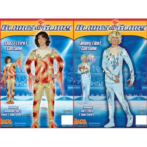 Blades of Glory Costumes Chazz Blades of Glory Chazz Fire