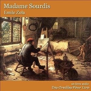 Madame Sourdis | Livre audio