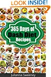 Dash Diet: 365 Days of Low Salt, Dash...