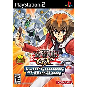 Yu-Gi-Oh GX: The Beginning of Destiny