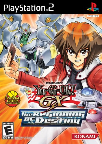 Yu-Gi-Oh Gx: The Beginning Of Destiny - Playstation 2