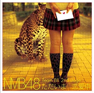 Nmb48 - Nmb48 - Team B2 2Nd Stage Tadaima Renai Chuu [Japan CD] YRCS