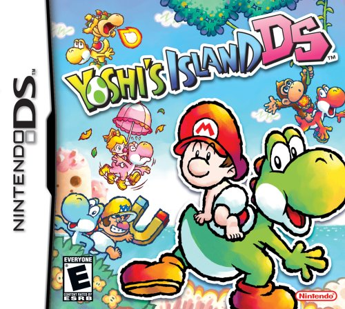 Yoshi'S Island Ds front-328208