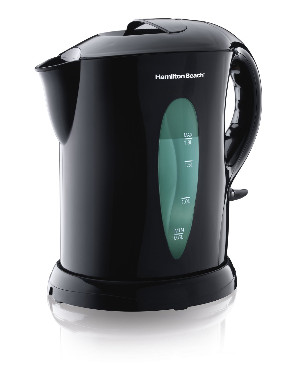 Hamilton beach cordless electric kettle liter water