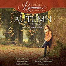 Autumn Collection: Six Romantic Suspense Novellas Audiobook by Heather Horrocks Narrated by Emily Sutton-Smith