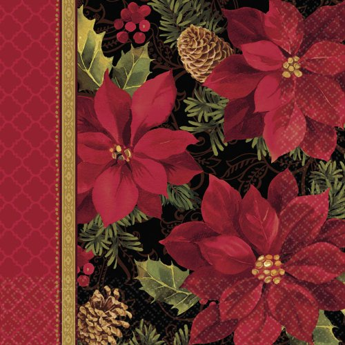 Holiday Enchantment Luncheon Napkins