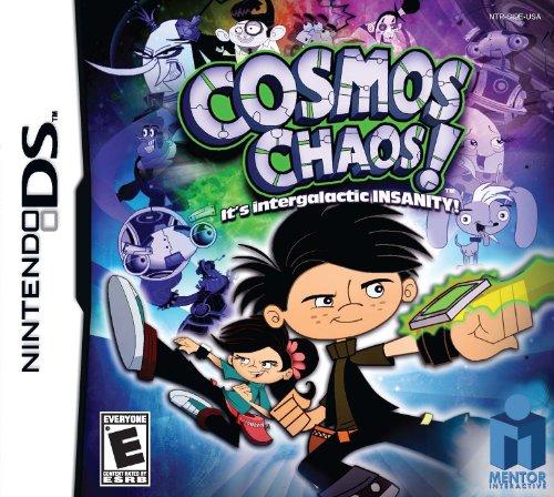 Cosmos Chaos - Nintendo DS - 1