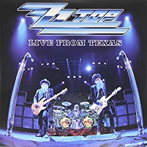 Live from Texas [Bonus Track] [Vinyl LP]