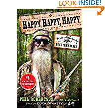 Phil Robertson (Author), Mark Schlabach (Contributor)  (166) Release Date: May 7, 2013   Buy new: $24.99  $12.99  20 used & new from $10.49