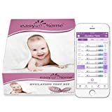 Easy@Home 50 Ovulation Test Strips and 20 Pregnancy Test Strips Kit - The Reliable Ovulation Predictor Kit (50 LH + 20 HCG) (Tamaño: 50 LH + 20 HCG)