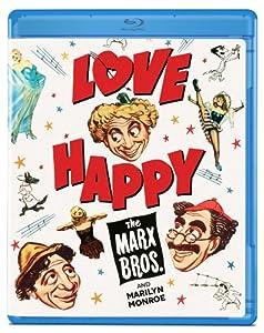 Love Happy [Blu-ray] [1949] [US Import]