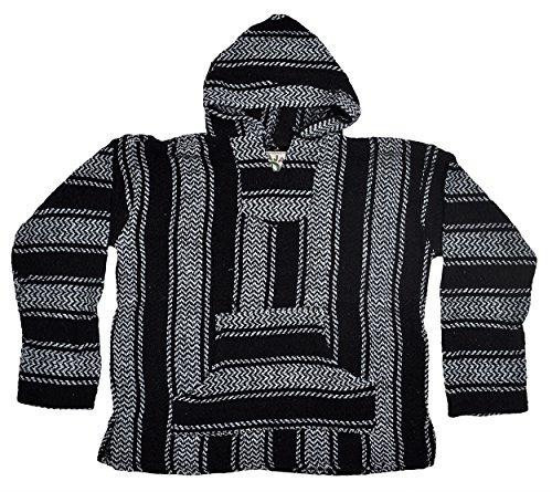 baja-joe-striped-woven-eco-friendly-jacket-coat-hoodie-black-xl