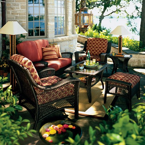 Garden Place Mooreana Deep Seating 4-pc. Furniture Set