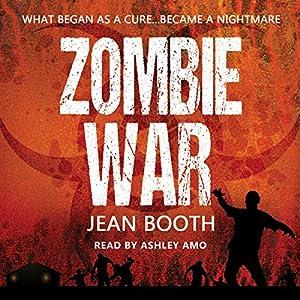 Zombie War Audiobook