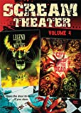 Scream Theater Double Feature 4 [DVD] [Region 1] [US Import] [NTSC]