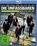 DVD - Die Unfassbaren - Now You See Me [Blu-ray]