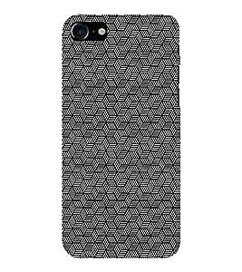 EPICCASE twined design Mobile Back Case Cover For Apple iPhone 7 (Designer Case)