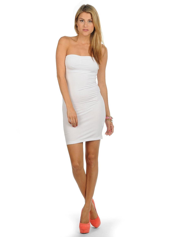 mbyM Bandeauunterkleid weiß günstig online kaufen