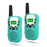 TOPTOY Toys for 5 Year Old Boy, Walkie Talkies for Kids Toys for 3-12 Year Old Boys Toys for 3-12 Year Old Girls Gifts for 3-12 Year Old Girls 2018 TTUSTTD01