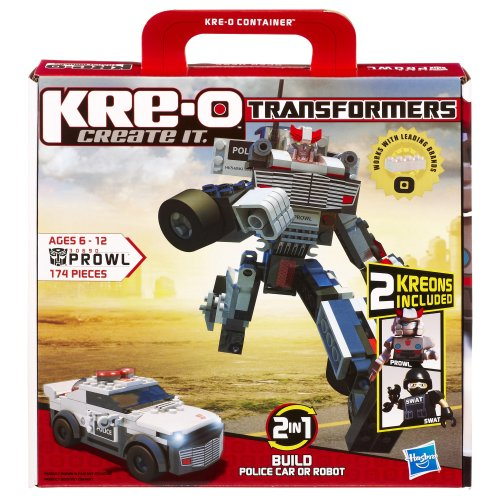 Kre-O Transformers Prowl Construction Set (30690) front-72199