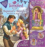 Disney Tangled: Rapunzel's Adventure Storybook with Music Player
