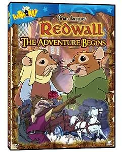 Redwall: Adventure Begins [DVD] [1999] [Region 1] [US Import] [NTSC]