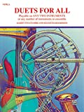 img - for Duets for All: Viola book / textbook / text book