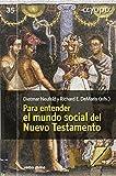 img - for Para entender el mundo social del Nuevo Testamento book / textbook / text book