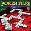 MasterPieces Poker Tiles Game