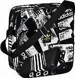 Adidas Reporter Sacoche à bandoulière à motif Noirblanc