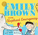 Emily Brown and the Elephant Emergency (1408302020) by Layton, Neal