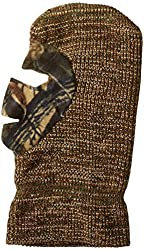 Quietwear Men's Knit and Fleece Patented Mask