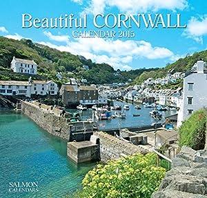 Beautiful Cornwall Large Wall Calendar 2015
