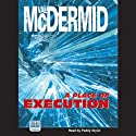 A Place of Execution (       UNABRIDGED) by Val McDermid Narrated by Paddy Glynn