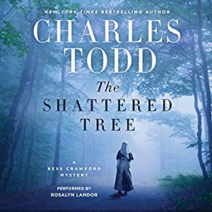 The Shattered Tree Audiobook