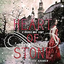 Heart of Stone (       UNABRIDGED) by Anya Monroe Narrated by Dara Kramer
