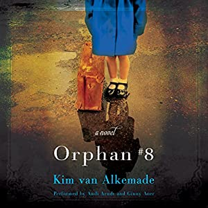 Orphan Number Eight Audiobook