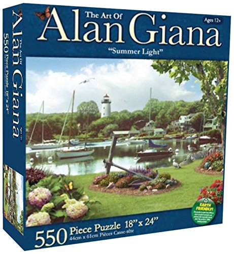 Karmin International Giana Summer Light Puzzle (550-Piece)